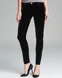 BLANKNYC Jeans Black Velvet Skinny