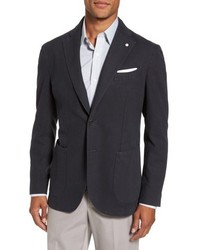 Lbm 1911 classic fit cotton blend blazer medium 6465074