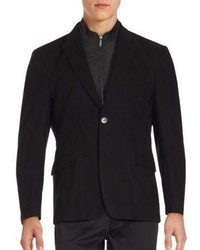 Tommy Hilfiger Quilted Inlay Cotton Jacket
