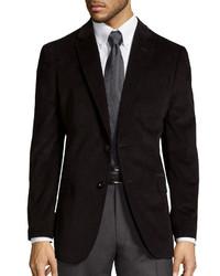 Stafford Stafford Signature Corduroy Slim Fit Cotton Sportcoat