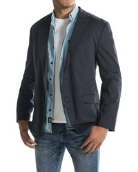 Kroon Taylor Washed Cotton Blend Sport Coat