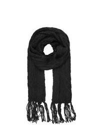 Maya scarf black medium 85925