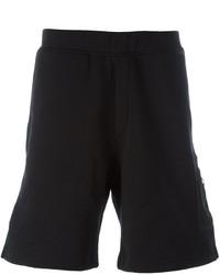 Marcelo Burlon County of Milan Zip Pocket Track Shorts