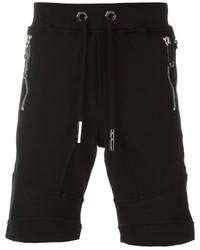 Philipp Plein Blossom Jogging Shorts