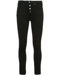 Veronica Beard High Rise Skinny Jeans