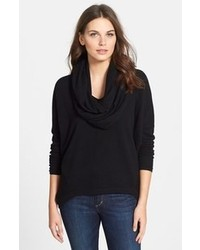 Black cowl neck sweater original 3685889