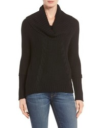 Cowl neck sweater medium 1055161