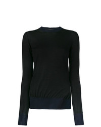 Marni Asymmetric Fitted Sweater