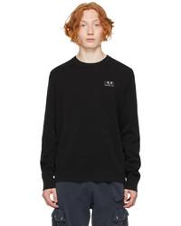 Diesel Black Sweatshirt