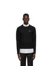 Ader Error Black Teit Sweater