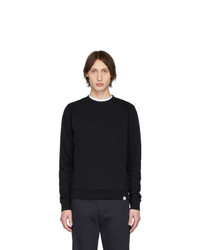 Norse Projects Black Vagn Classic Crewneck Sweater