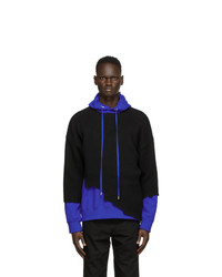 Ader Error Black Warning Sweater