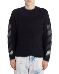 Off-White Brushed Sweater