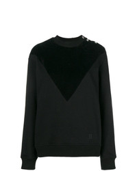 Givenchy Buttoned Shoulder Sweater