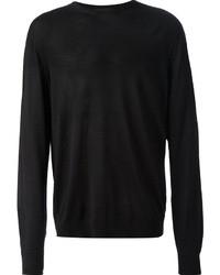 Calvin Klein Collection Crew Neck Sweater