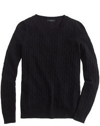 db7107a1d7 Women's Black Crew-neck Sweaters from J.Crew | Women's Fashion ...
