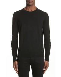 Carter merino wool crewneck sweater medium 8671772