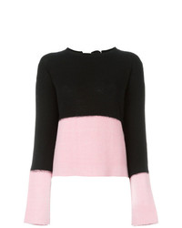 Marni Cashmere Two Tone Jumper