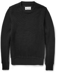 Maison Martin Margiela Crew Neck Wool Sweater