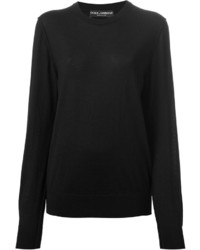 Dolce & Gabbana Crew Neck Sweater