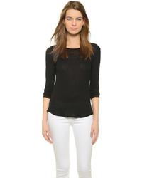 J Brand Eniko Long Sleeve T Shirt