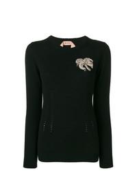 N°21 N21 Knitted Embellished Jumper