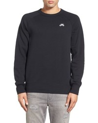 Nike Sb Icon Raglan Sweatshirt