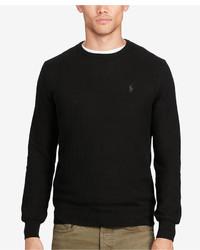 Polo Ralph Lauren Pima Crew Neck Sweater A Macys Style