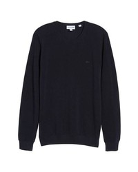 Lacoste Pique Cotton Sweater