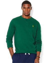 ... Polo Ralph Lauren Classic Fleece Crew Neck Sweater
