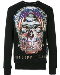 Philipp Plein Pusher Skull Pullover