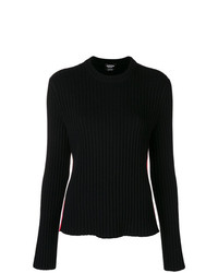 Calvin Klein 205W39nyc Ribbed Knit Sweater