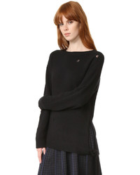 Marc Jacobs Side Tie Cashmere Sweater