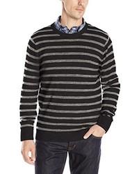 Nautica Snow Cotton Stripe Sweater
