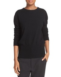 Vince Split Back Cashmere Sweater
