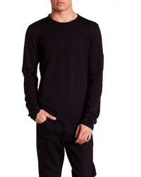 Star Usa By John Varvatos Long Sleeve Crew Neck Sweater