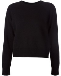 Alexander Wang T By Crew Neck Sweater