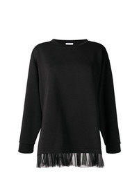 P.A.R.O.S.H. Tulle Trim Jumper