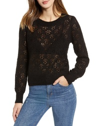 Vero Moda Vmisa Pointelle Sweater