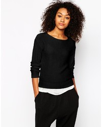 Vero Moda Waffle Knit Sweater
