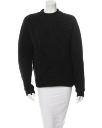 Carven Wool Crew Neck Sweater