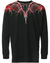 Marcelo Burlon County of Milan Worr Long Sleeve T Shirt