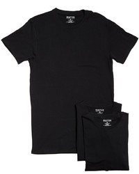 Kenneth Cole Reaction 3 Pack Cotton Stretch Crew Pajama
