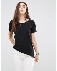 Only Asymmetric T Shirt