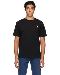 Wood Wood Black Ace T Shirt