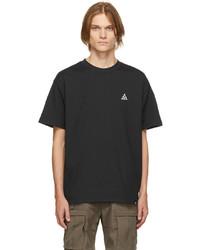 Nike Black Acg Logo T Shirt