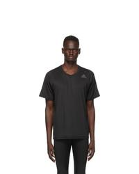 adidas Originals Black Alphaskin Sport T Shirt