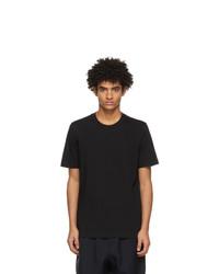 Jil Sander Black Carryover T Shirt