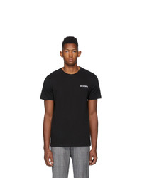 Han Kjobenhavn Black Casual T Shirt