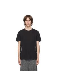 Carlota Barrera Black Circles T Shirt